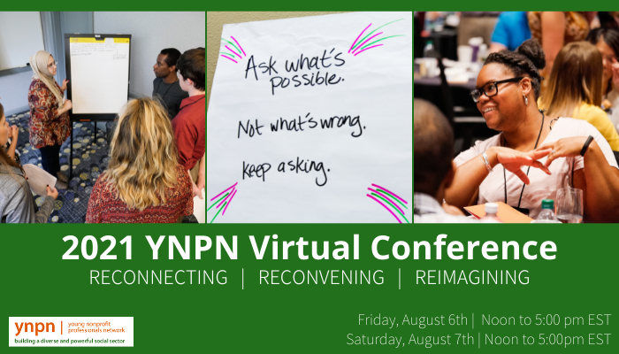 YNPN21 Virtual Conference Main Graphic